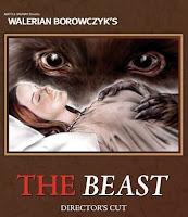 Edición en DVD de La Bestia