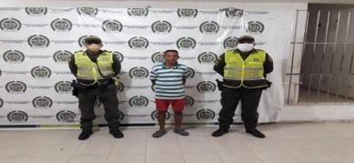 hoyennoticia.com, Buscado por concierto para delinquir en Riohacha cayó en Valledupar