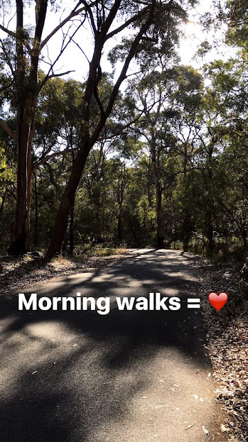Loving my Morning Walks