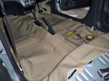 Arti dan fungsi karpet dasar tambahan mobil Apa Itu Karpet Dasar Mobil ?