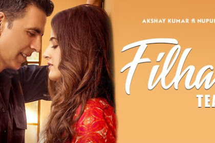 Bollywood : Akshay Kumar releases first music video Filhall  has got a huge thumbs up