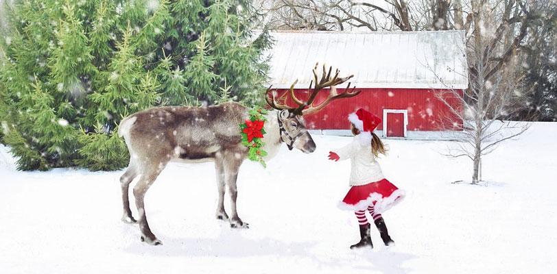 magia natal - tropa do batom