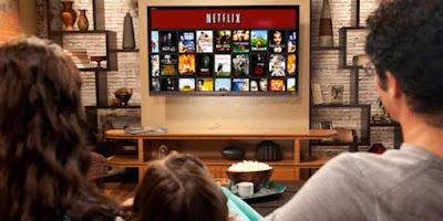 Netflix en la tv, el móvil, la tablet...