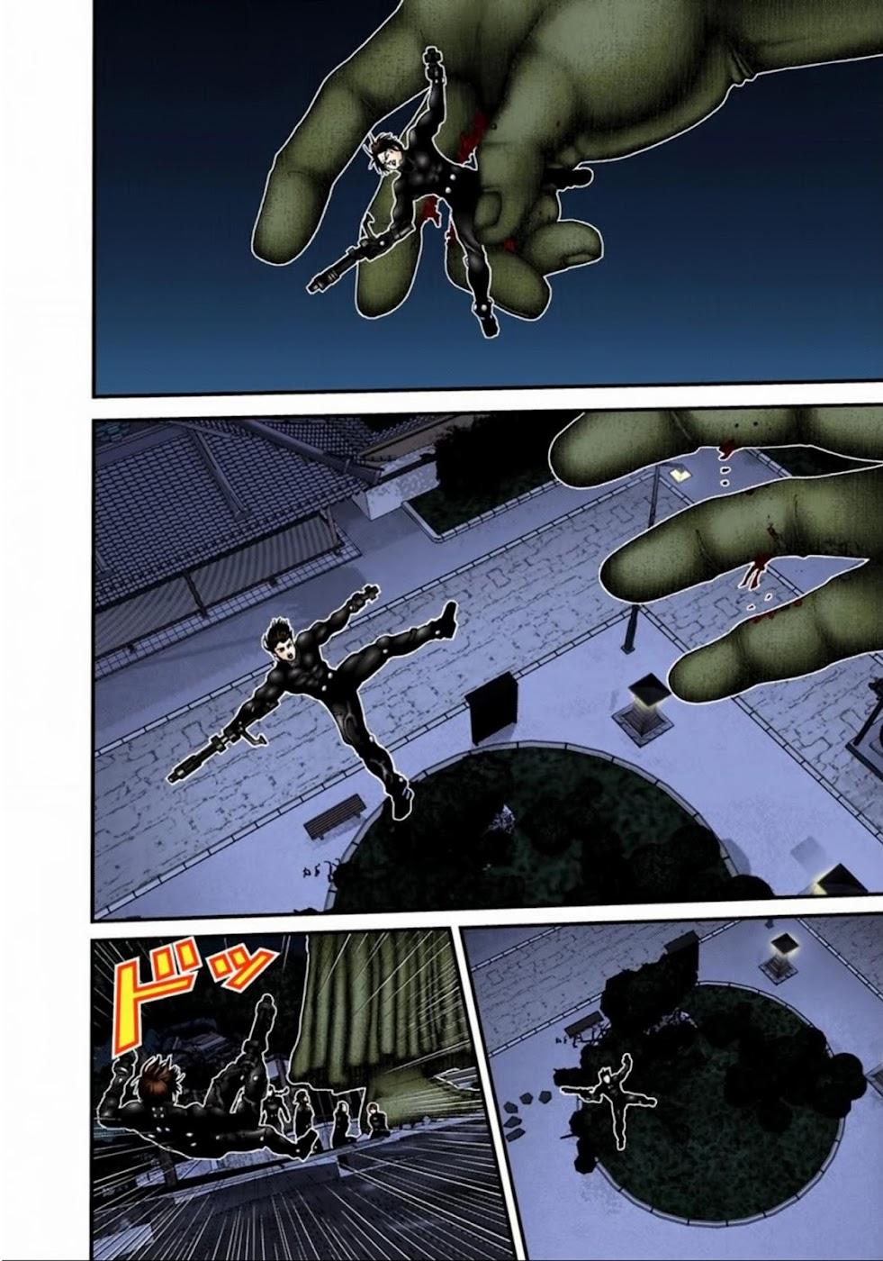 Gantz Chap 72: Tàn sát trang 15