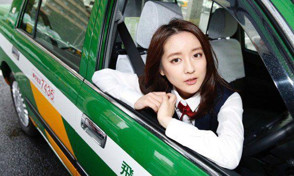 Ikuta Kana - Nữ tài xế taxi quyến rũ nhất Nhật Bản