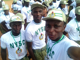 Solfa notation of the NYSC(National youth service corp) anthem