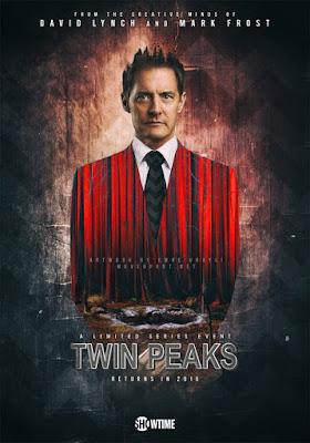Twin Peaks 2017 - poster