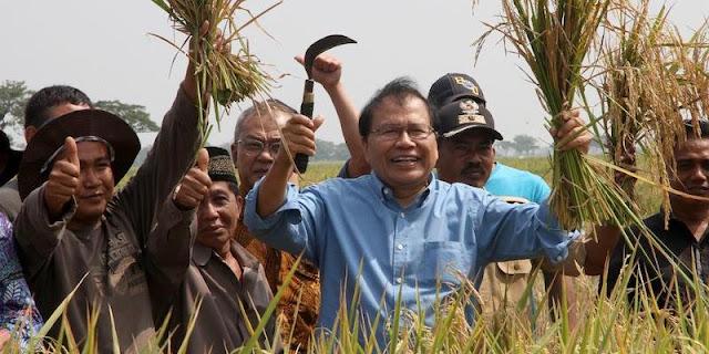 Rizal Ramli: Marhaenisme Jadi Ideologi Keberpihakan Bung Karno Ke Petani Gurem, Kok Tega-teganya PDIP Dukung Impor Pangan?