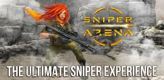 Sniper Arena : PvP Army Shooter - Game Sniper Online Android