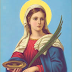Be careful: Memorial of Saint Lucy (13th December, 2018).