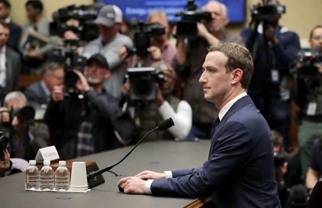 Republican lawmakers keep grilling Mark Zuckerberg about 'censoring' two conservative vloggers