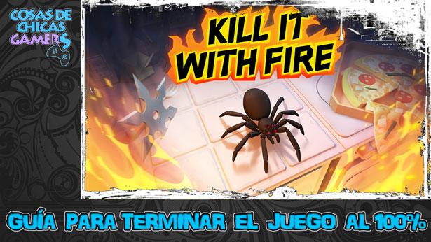 Guía Kill it with fire para completar el juego al 100%