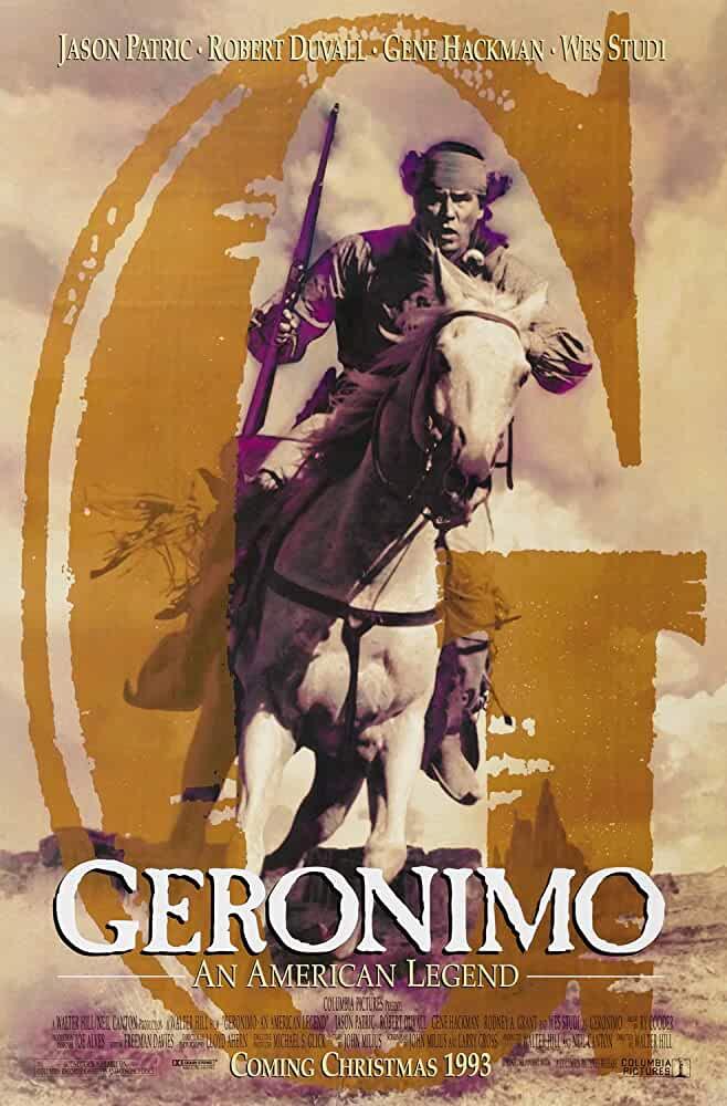 Geronimo An American Legend 1993 English 720p 1GB BRRip