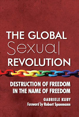 Gabriele Kuby's latest book, the Global Sexual Revolution