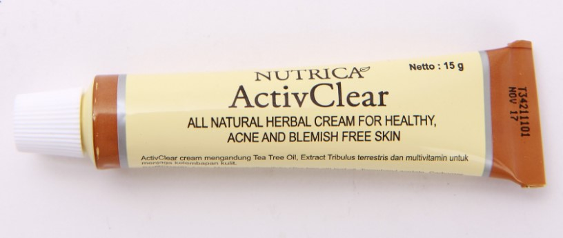 Activ Clear Nutrica 15gr