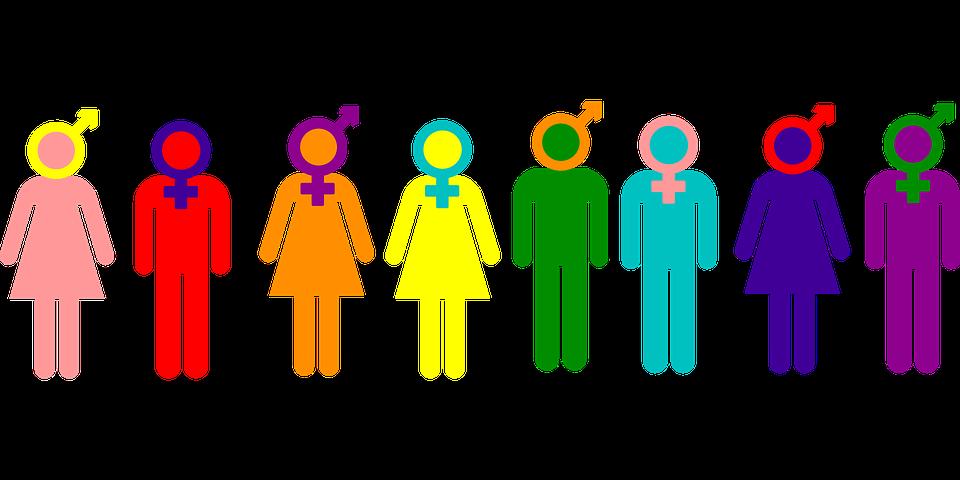 gender discrimination paragraph