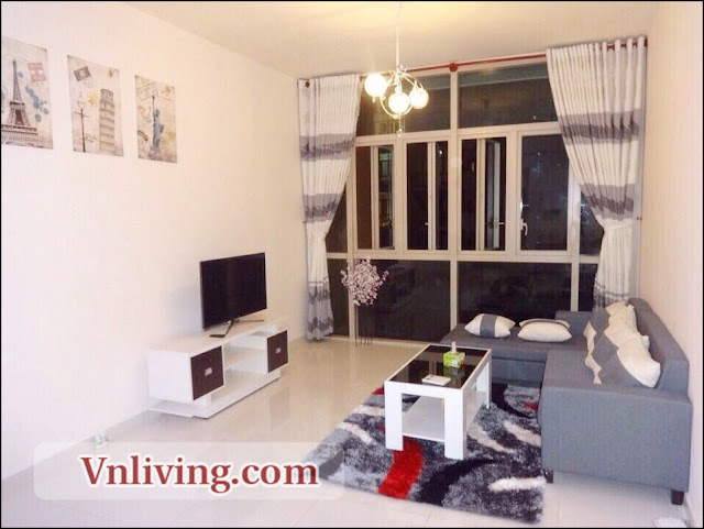 2 Bedrooms for rent in The Vista An phu apartment Tower 4