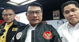 Moeldoko Sebut 72% ASN Pilih Prabowo, KASN : Yang Berpihak akan Diproses