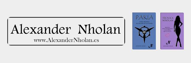Imagen de Alexander Nholan: Técnica Nholan y Pakia