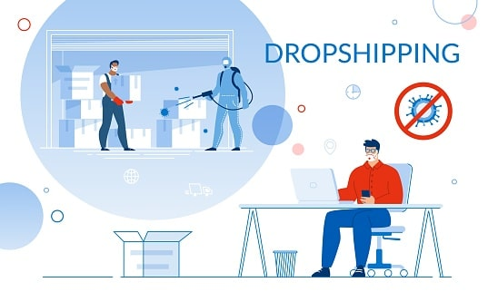 Drop shipping - online business ideas