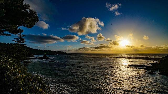 Coos Bay Sunset