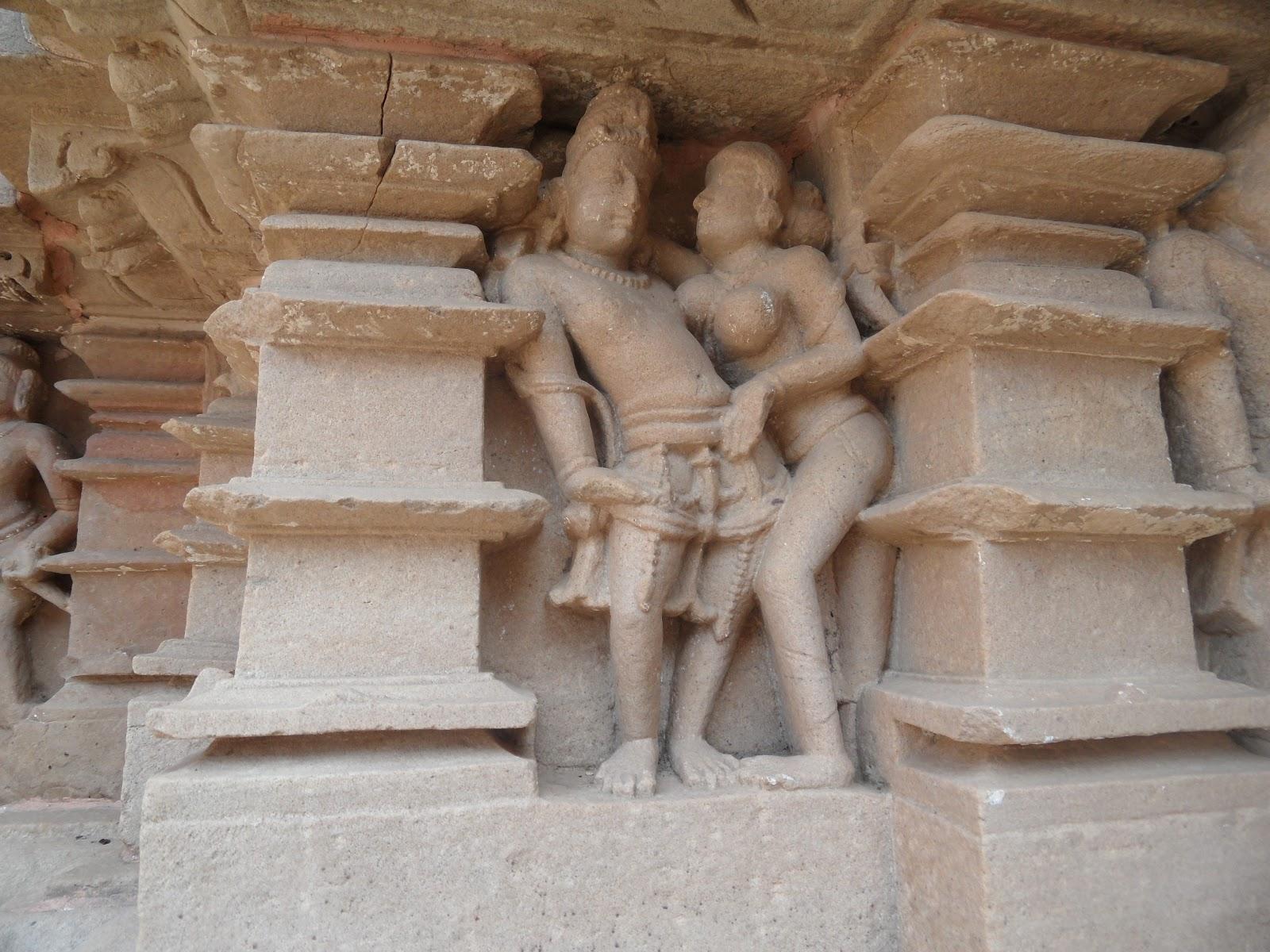 El Bosque Encantado Templo Erotico Del Camasutra La India
