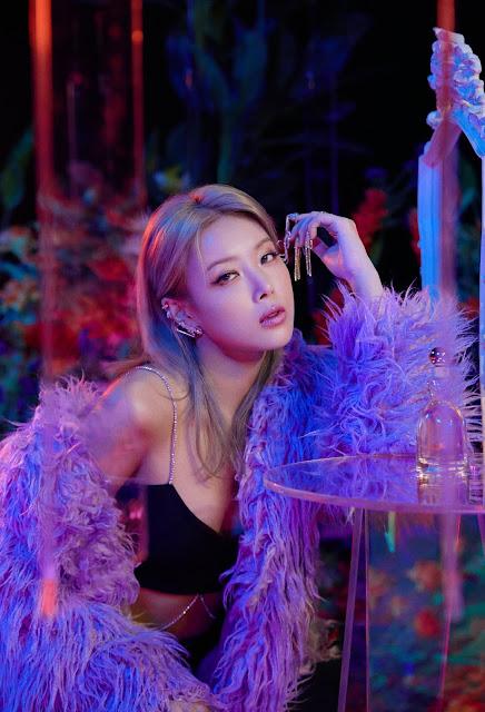 Yubin Perfume MV