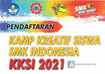 Pendaftaran KKSI 2021
