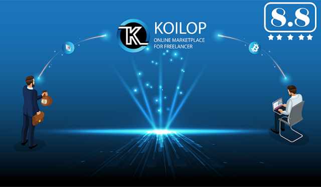 KOILOP (KLP) ICO Review, Rating, Token Price