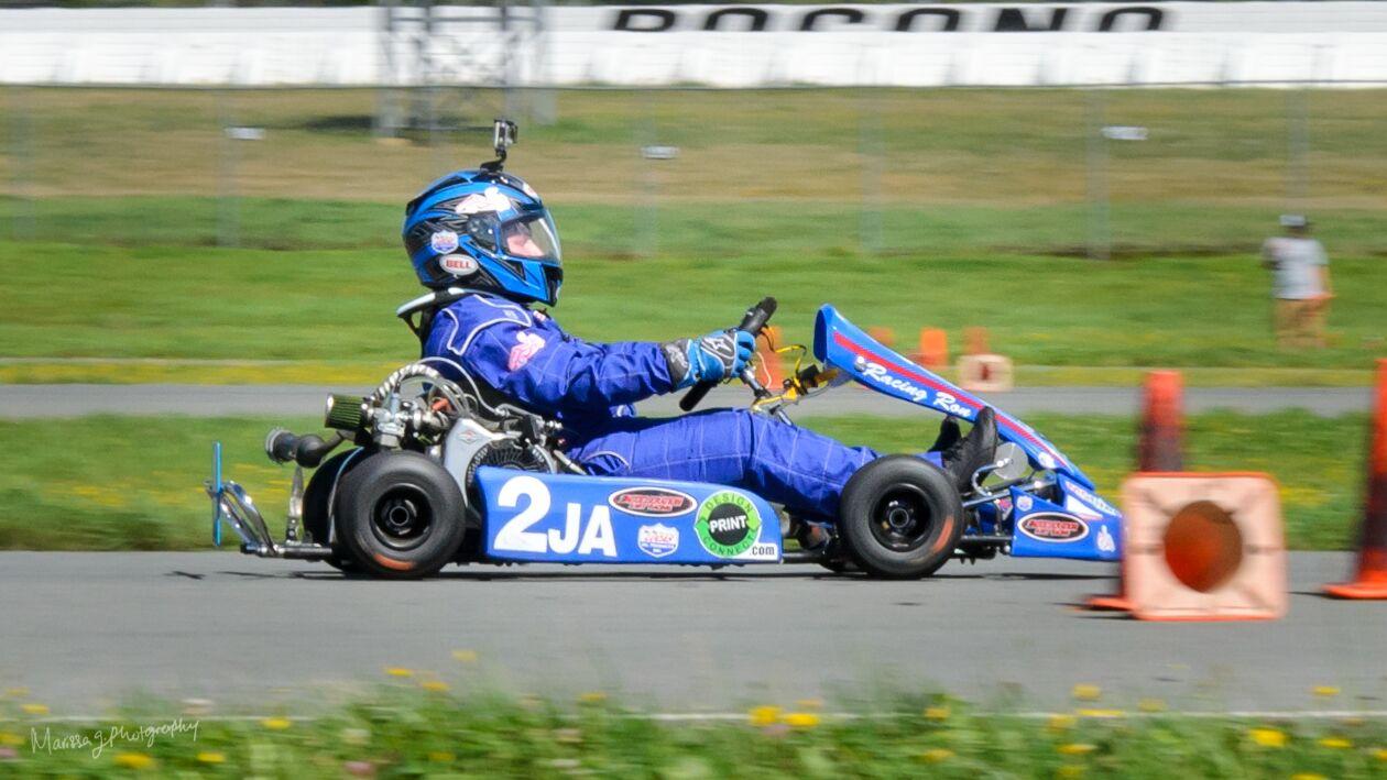 Racing Ron: 2018