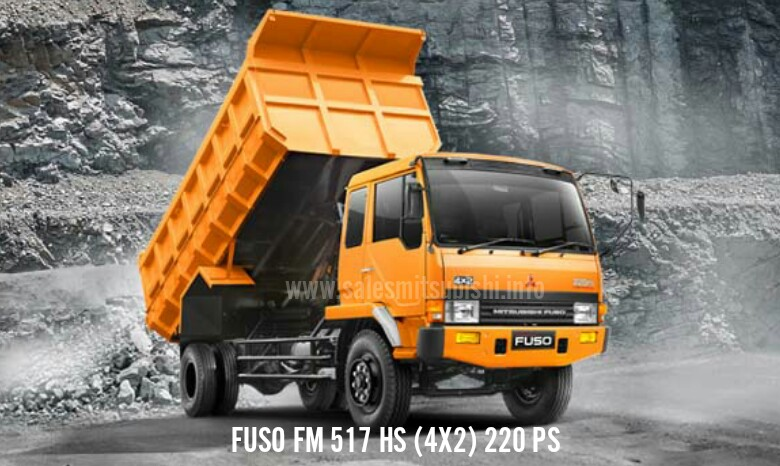 Mitsubishi FUSO - FM 517 HS