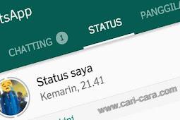 Cara Menyimpan Status Whatsapp (Paling Mudah)