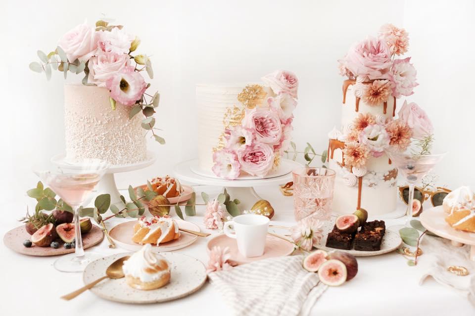 weddings cakes central queensland