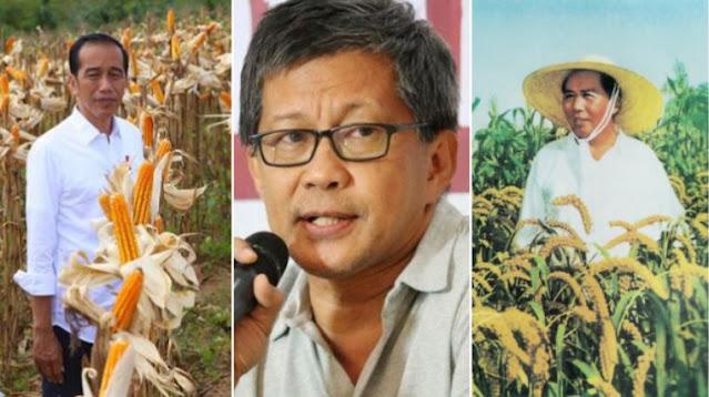 Rocky Bandingkan Ucapan Jokowi dan Mao Zedung soal Kritik: Hal yang Sama Terjadi Kini