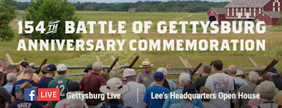 Experience the 154th Battle of Gettysburg Anniversary!