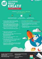 Akademi Remaja Kreatif Indonesia 2017 | DL 30 Agt 2017