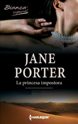 Jane Porter - La Princesa Impostora