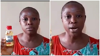 Any Coronavirus Patient That Come In Contact With Me Will Be Healed - Prophetess