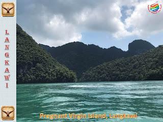 Pulau Dayang Bunting Island, Langkawi