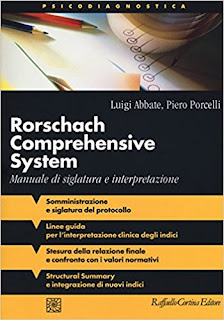 Rorschach Comprehensive System Di Luigi Abbate PDF