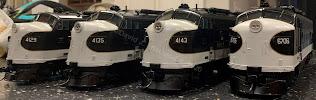 SOU Black Tux F3A Units