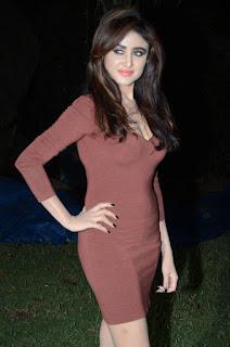 Actress Sony Charishta Stills in Short Dress at Premikudu Movie Audio Launch  0015