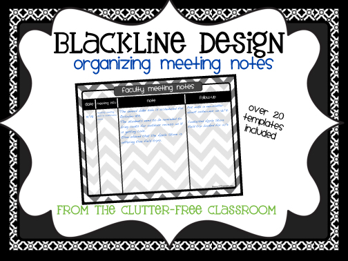 template meeting follow up items - printable meeting notes template