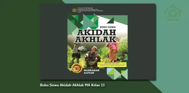 Buku Siswa Akidah Akhlak MA Kelas XI (11)