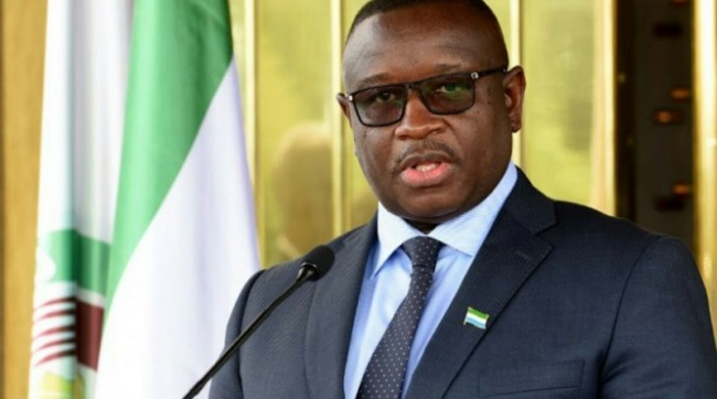 President Of Sierra Leone Visits Ghana On Monday