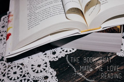 What Book Made Me Love Reading?