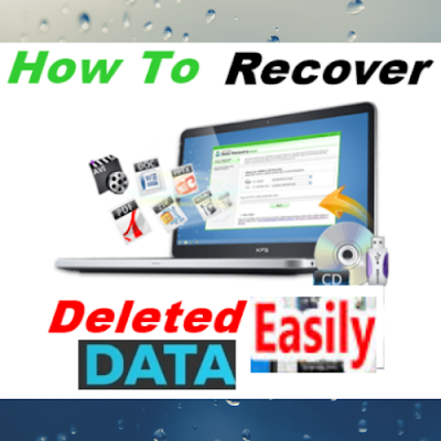 How to recover your deleted data easily
