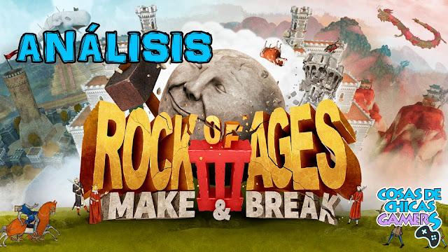 Rock of Ages 3 - Portada