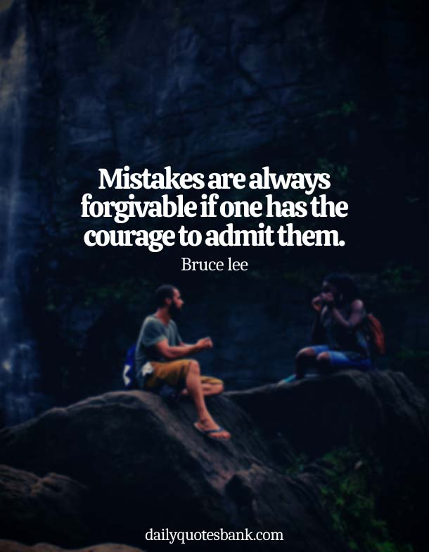 Famous Quotes About Mistakes In Relationships