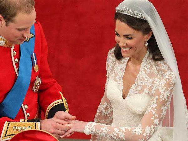 7 rocznica ślubu księcia i księżnej Cambridge - moje ulubione momenty.